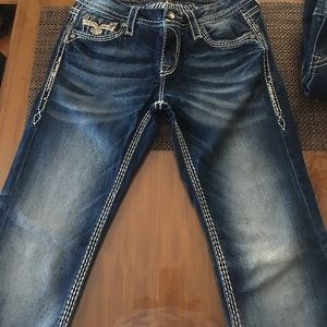 Women's Rock Revival Jeans